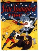 [Cover of STAR-SPANGLED COMICS #1]